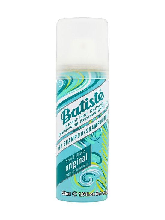 Batiste - Dry Shampoo Original Travel Size -kuivashampoo 50 ml - null   Stockmann - photo 1