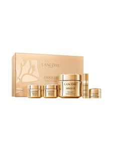 Lancôme - Absolue Golden Essentials Set -lahjapakkaus 60 + 15 + 15 + 15 + 5 ml | Stockmann