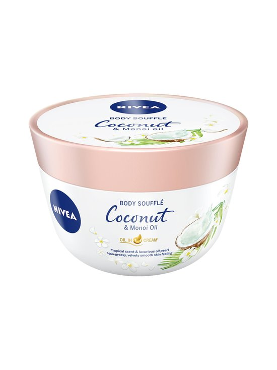 NIVEA - Body Soufflé Coconut & Monoi Oil -vartalovoide 200 ml - NOCOL | Stockmann - photo 1