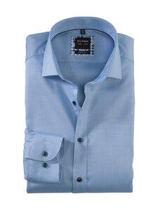 Olymp - Level Five Body Fit Extra-Long Sleeve -kauluspaita - 11 LIGHT BLUE   Stockmann