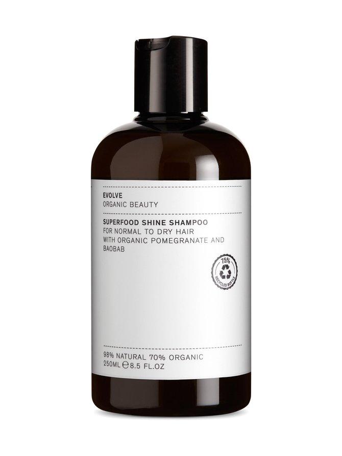 Superfood Shine -shampoo 250 ml