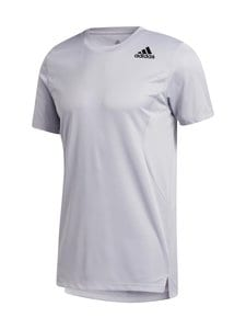 adidas Performance - HEAT.RDY Training Tee -paita - GLORY GREY | Stockmann