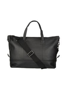 Marc O'Polo - Holm Weekender -nahkalaukku - 990 BLACK | Stockmann