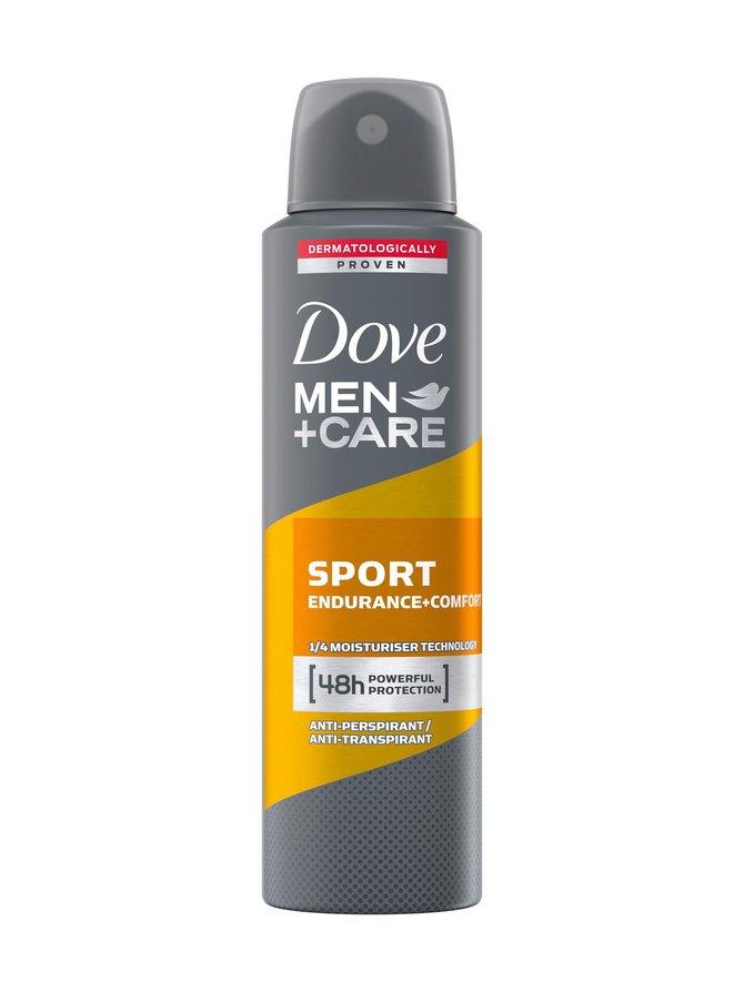 Sport Endurance + Comfort Spray -antiperspirantti 150 ml