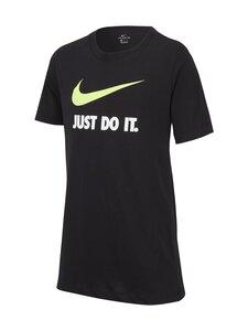 Nike - Just do it -paita - BLACK/VOLT | Stockmann