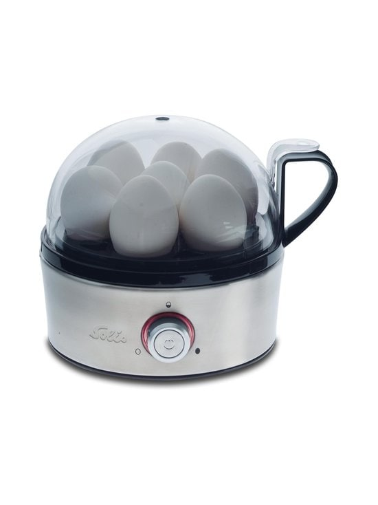 Solis - Egg Boiler & More Steel -munankeitin - STEEL | Stockmann - photo 1