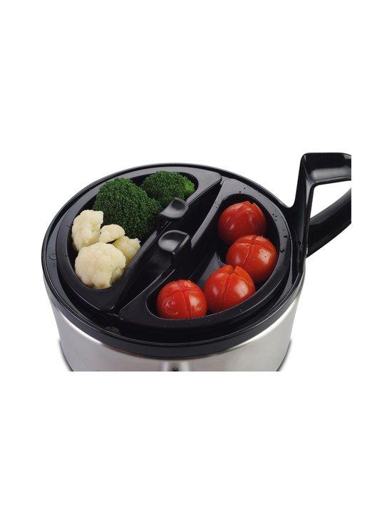 Solis - Egg Boiler & More Steel -munankeitin - STEEL | Stockmann - photo 3