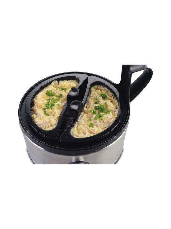 Solis - Egg Boiler & More Steel -munankeitin - STEEL | Stockmann - photo 4