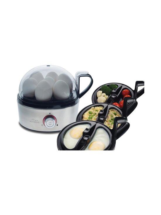 Solis - Egg Boiler & More Steel -munankeitin - STEEL | Stockmann - photo 5