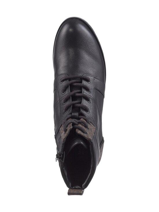 Michael Michael Kors - Bronte Ankle Boot -nahkanilkkurit - 007 BLK/BROWN | Stockmann - photo 2