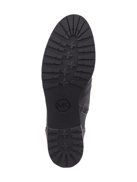 Michael Michael Kors - Bronte Ankle Boot -nahkanilkkurit - 007 BLK/BROWN | Stockmann - photo 3