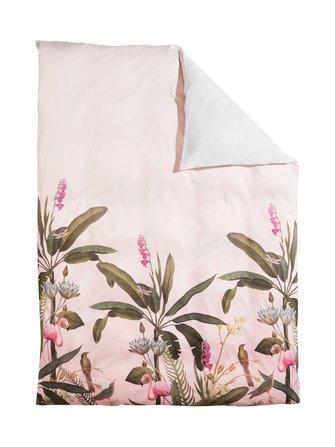 Pink Pistachio duvet cover