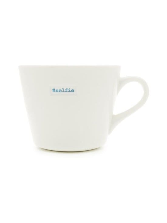 Keith Brymer Jones - Word Range Standard Bucket Mug -muki 0,35 l - WHITE | Stockmann - photo 1