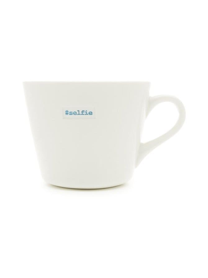 Word Range Standard Bucket Mug -muki 0,35 l