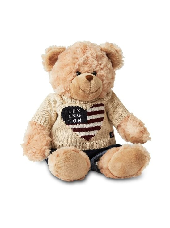 Lexington - Holiday Teddy -nalle - WHITE | Stockmann - photo 1
