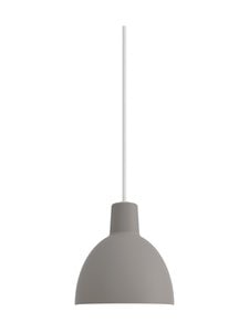 Louis Poulsen - Toldbod-riippuvalaisin Ø 12 cm - GREY | Stockmann