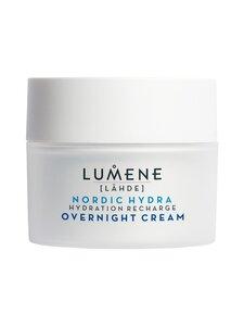 Lumene - LÄHDE Hydration Recharge Overnight Cream -tehokosteuttava yövoide 50 ml - null | Stockmann