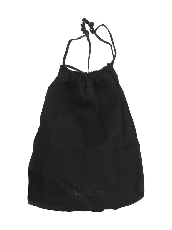 Karl Lagerfeld - K/Ikon Pochette On Chain -nahkalaukku - A999 BLACK | Stockmann - photo 3