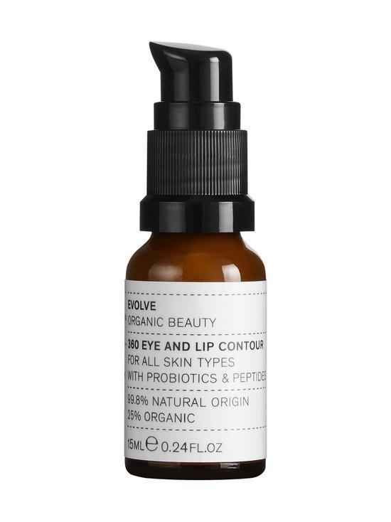 Evolve - 360 Eye & Lip Contour Cream -huulten- ja silmänympärysvoide 15 ml - NOCOL | Stockmann - photo 1