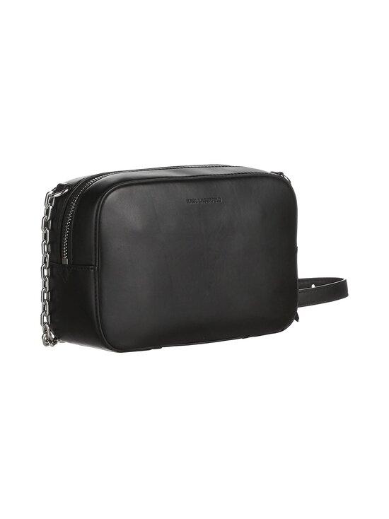 Karl Lagerfeld - K/Studio Zip Camera Bag -nahkalaukku - A994 BLACK/NICKEL | Stockmann - photo 2