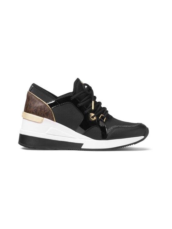 Michael Michael Kors - Liv-sneakerit - 001 BLACK   Stockmann - photo 1