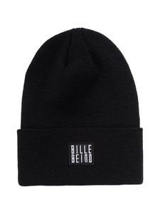 BILLEBEINO - Text Brick Beanie -pipo - BLACK | Stockmann