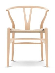 Carl Hansen&Son - CH 24 Wishbone -tuoli - VAALEANRUSKEA | Stockmann