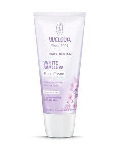 Weleda - Derma Baby White Mallow Face Cream -kasvovoide 50 ml - null | Stockmann