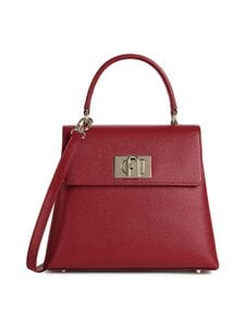Furla - 1927 S Top Handle -nahkalaukku - CGQ00 CILIEGIA D | Stockmann