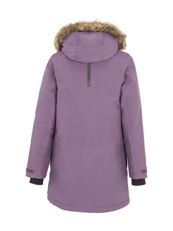 Didriksons - Jamila-parka - EGGPLANT | Stockmann - photo 2