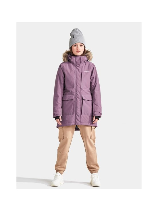 Didriksons - Jamila-parka - EGGPLANT | Stockmann - photo 3
