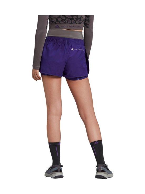 adidas by Stella McCartney - Truepur-shortsit - CPURPL/GRANIT   Stockmann - photo 4