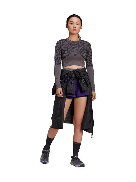 adidas by Stella McCartney - Truepur-shortsit - CPURPL/GRANIT   Stockmann - photo 5