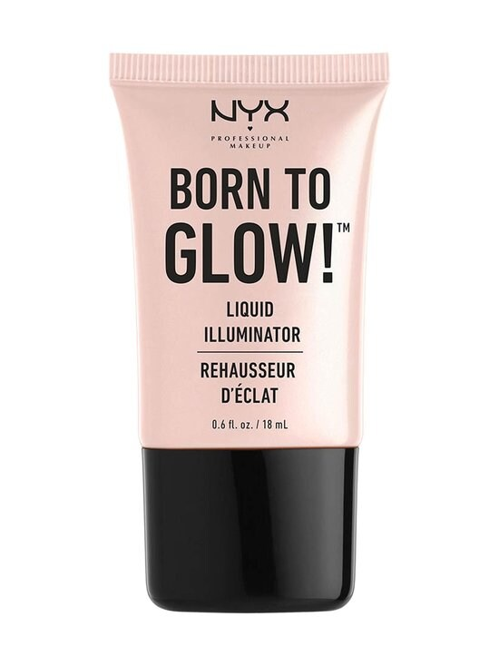 NYX Professional Makeup - Born to Glow Liquid Illuminator -hohdevoide 18 ml - 01 SUNBEAM | Stockmann - photo 1