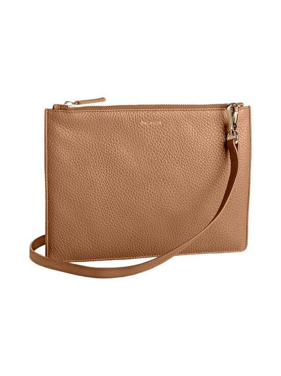 Balmuir - Crossbody Leather Bag -nahkalaukku - 480 COGNAC/GOLD | Stockmann - photo 1
