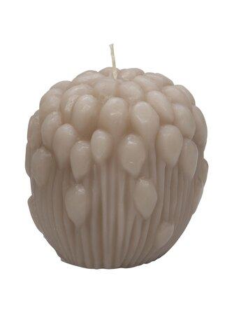 Jäkälä candle 10 x 11 cm - Pentik