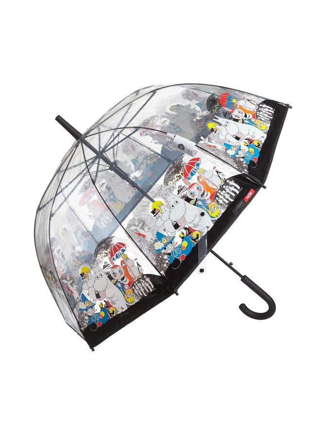Muumi-sateenvarjo