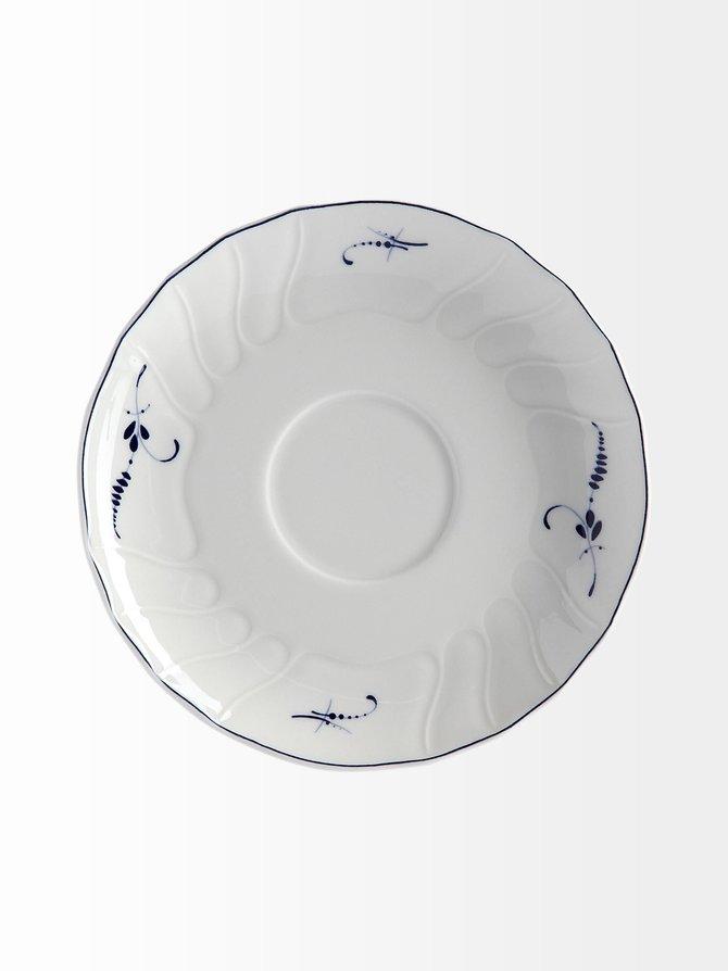 Old Luxembourg -aamiais- ja teekupin aluslautanen 16 cm