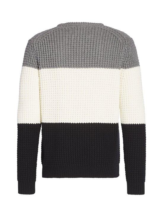 Calvin Klein Jeans - Textured Striped -neule - BAE CK BLACK | Stockmann - photo 2
