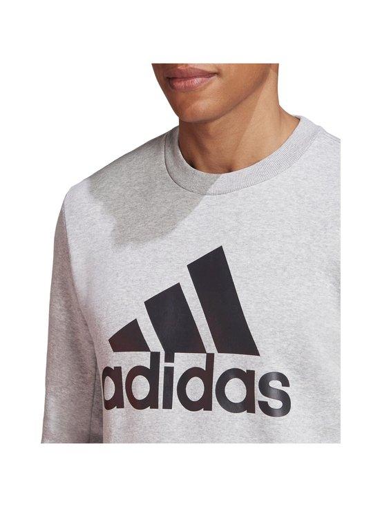 adidas Performance - Badge of Sport -collegepaita - MEDIUM GREY HEATHER | Stockmann - photo 6
