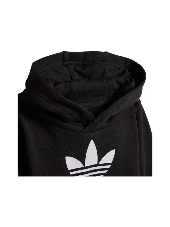 adidas Originals - Trefoil Hoodie -asu - BLACK/WHITE | Stockmann - photo 4