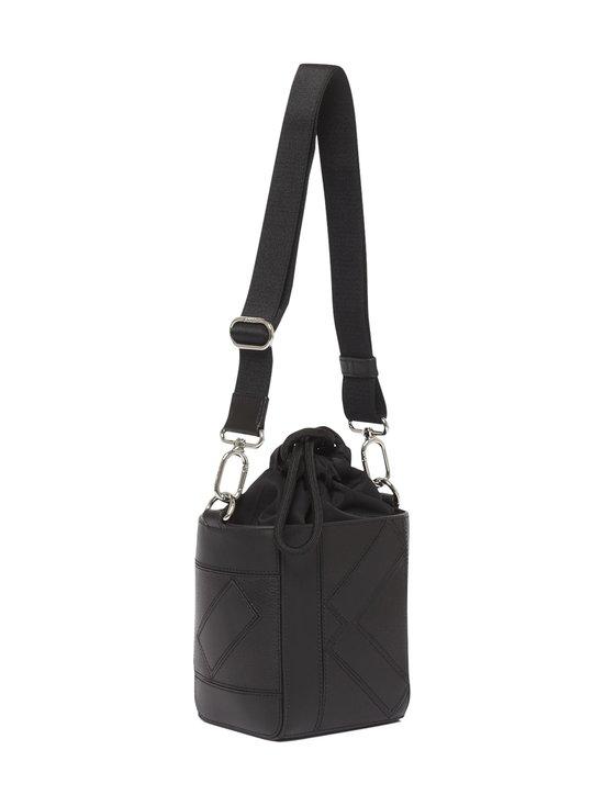 Kenzo - Kube Nano Tote Bag -nahkalaukku - 99 BLACK | Stockmann - photo 1