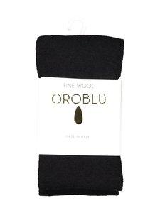 Oroblu - Fine Wool -sukkahousut - BLACK (MUSTA) | Stockmann