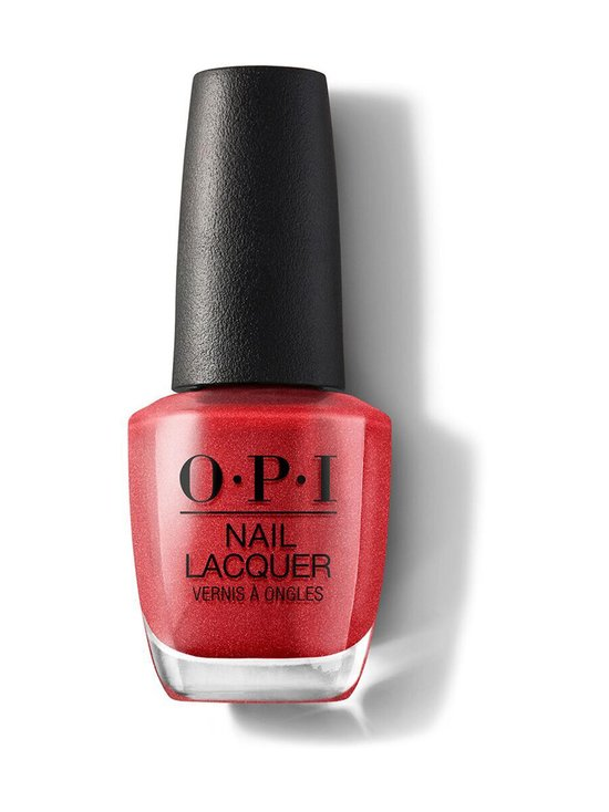 O.P.I. - Nail Lacquer -kynsilakka 15 ml - GO WITH THE LAVA FLOW | Stockmann - photo 1