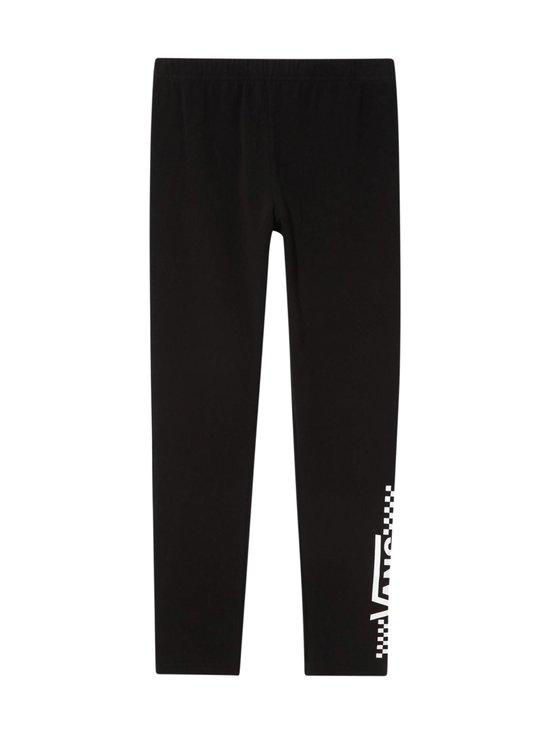 Vans - Chalkboard-leggingsit - BLACK/WHITE | Stockmann - photo 1