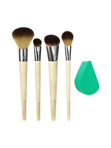 Eco Tools - Airbrush Complexion Kit -sivellinsetti, 5 osaa | Stockmann