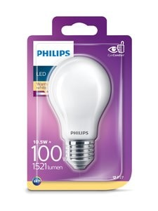 Philips - LEDClassic 11,5W (100W) A60 E27 -lamppu - WHITE   Stockmann