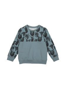 Name It - NmmLawild LS Sweat -paita - TRELLIS | Stockmann