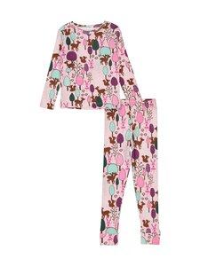 Bogi - Sameli-pyjama - LT. PINK WOODS | Stockmann