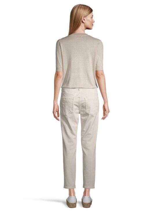 Marc O'Polo - Theda Boyfriend Mid Waist Jeans -farkut - 056 ECRU ORGANIC WASH | Stockmann - photo 3